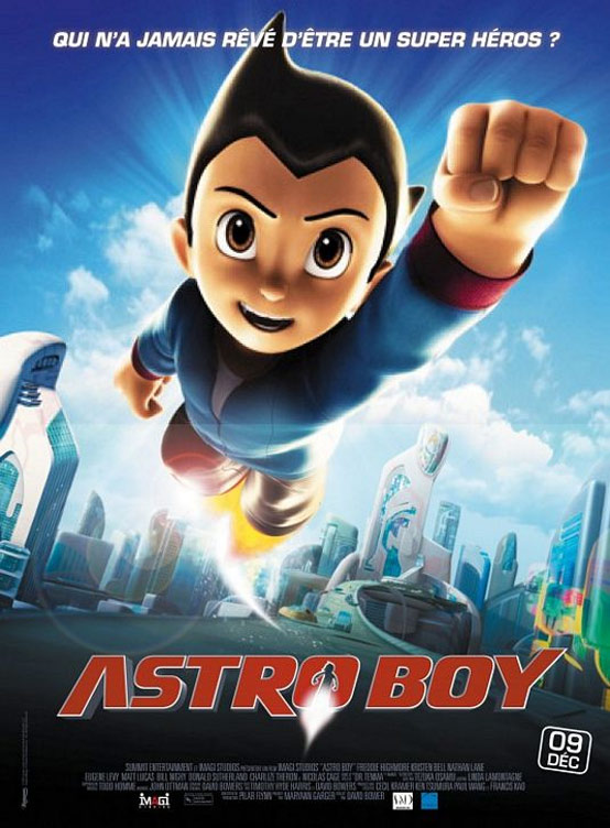 Astro Boy Poster #10