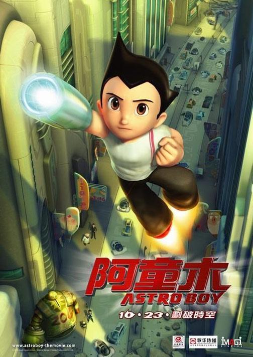 Astro Boy Poster #12