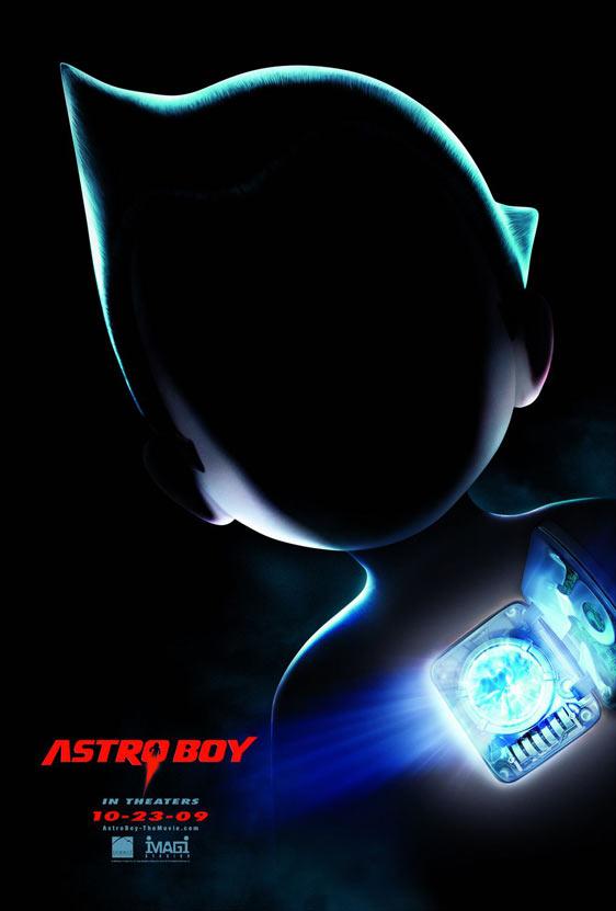 Astro Boy Poster #2