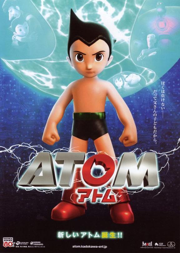 Astro Boy Poster #6