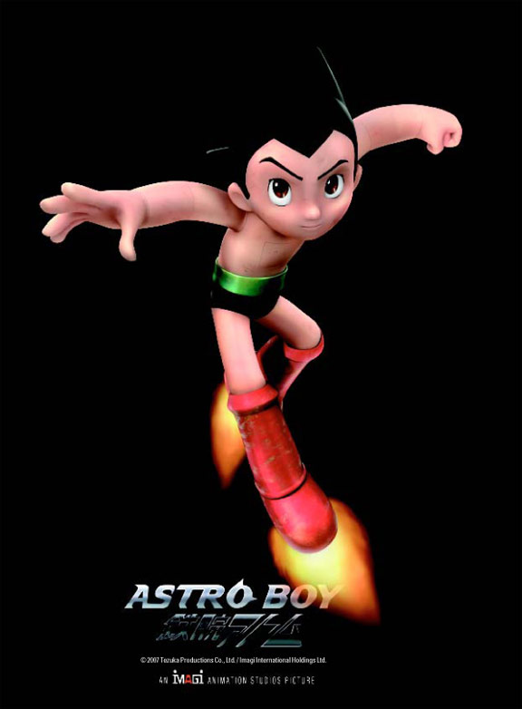 Astro Boy Poster #9