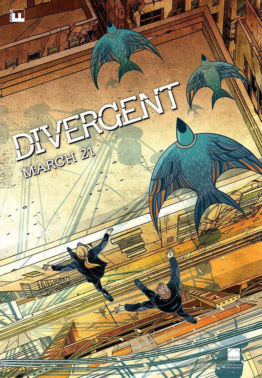 Divergent Poster #9