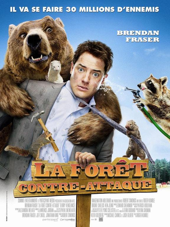 Furry Vengeance Poster #2