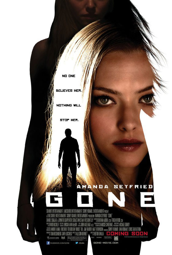 Gone Poster #1