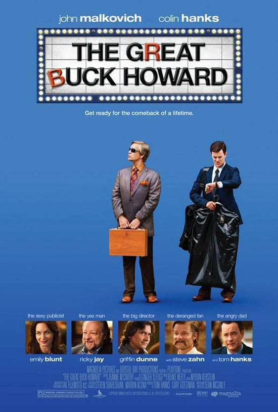 The Great Buck Howard Poster #2