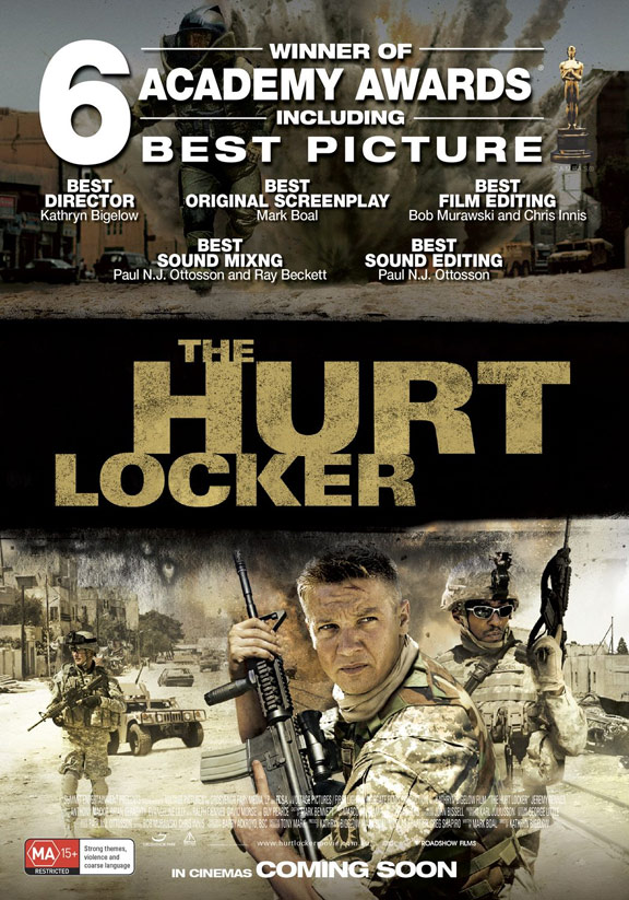The Hurt Locker Poster #10