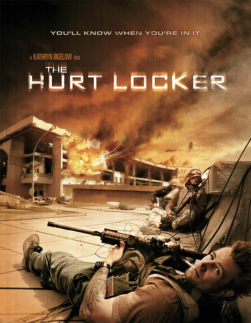 The Hurt Locker Poster #2