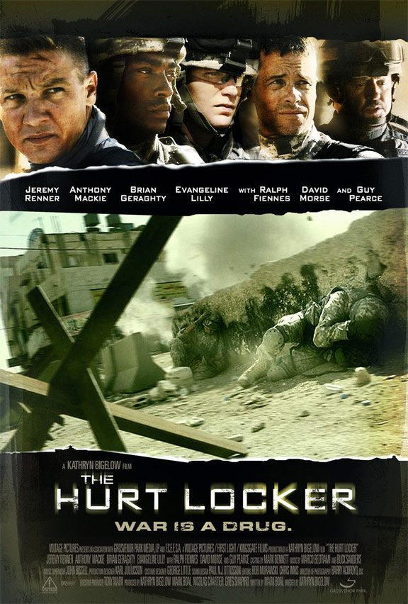 The Hurt Locker Poster #3