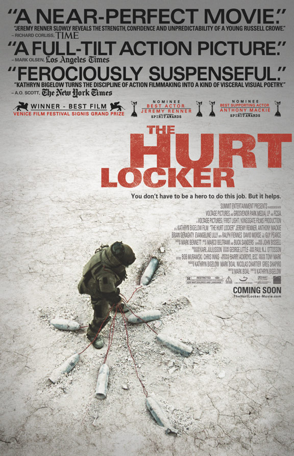 The Hurt Locker Poster #5