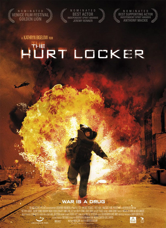 The Hurt Locker Poster #6