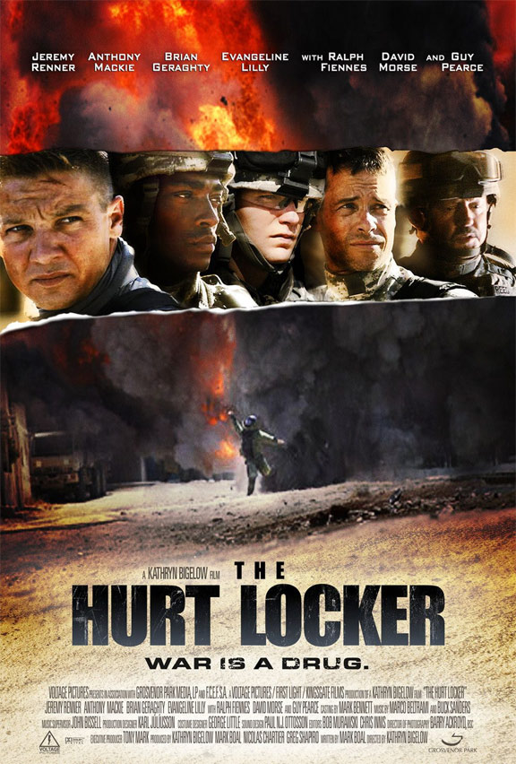 The Hurt Locker Poster #7