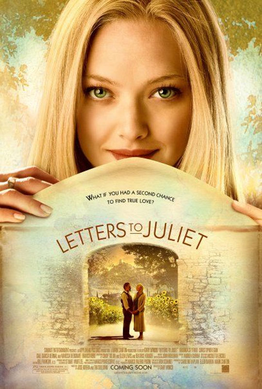 Letters to Juliet Poster #1