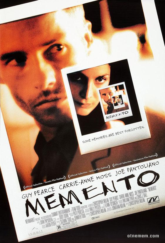 Memento Poster #1