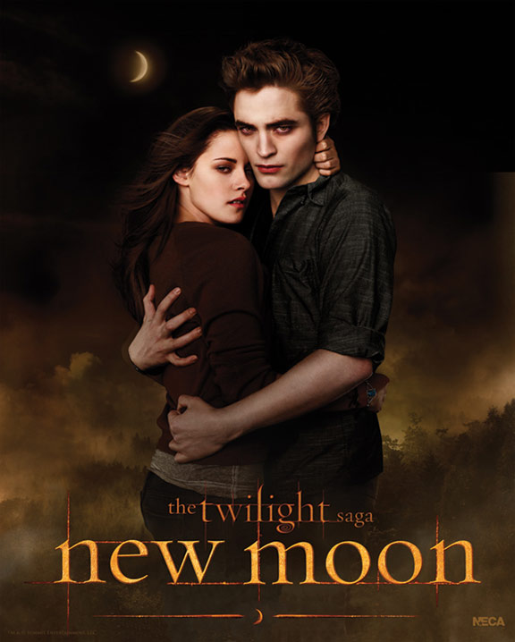 The Twilight Saga: New Moon Poster #10