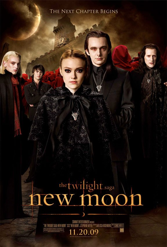 The Twilight Saga: New Moon Poster #16