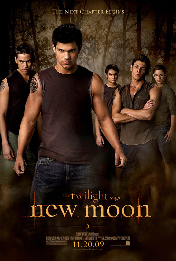 The Twilight Saga: New Moon Poster #17
