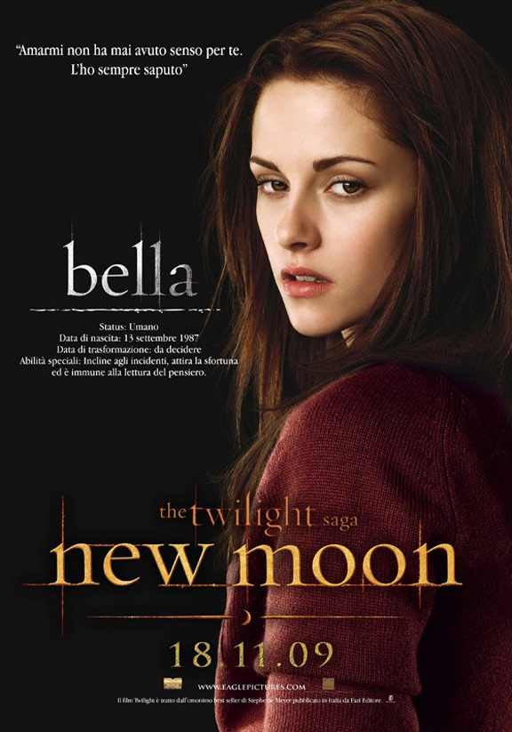 The Twilight Saga: New Moon Poster #19