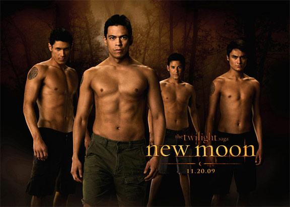 The Twilight Saga: New Moon Poster #2