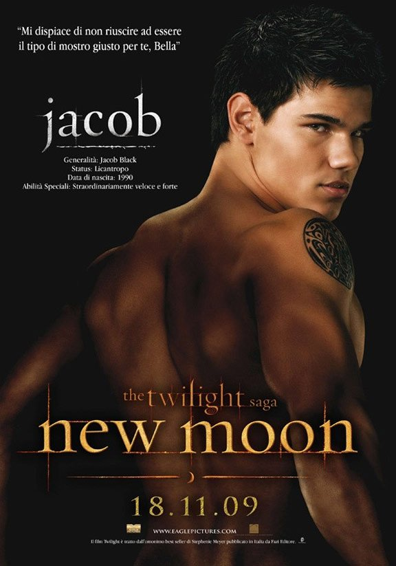 The Twilight Saga: New Moon Poster #20