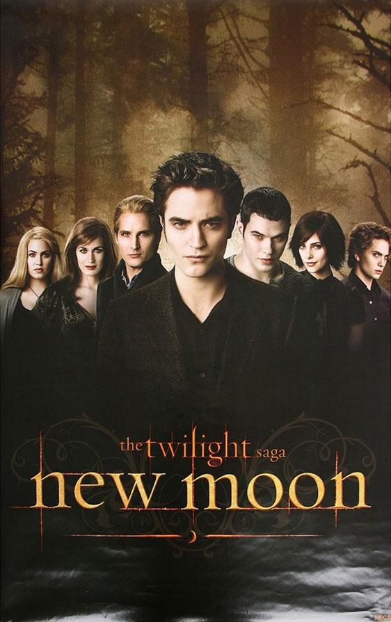 The Twilight Saga: New Moon Poster #22