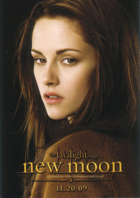 The Twilight Saga: New Moon Poster #3