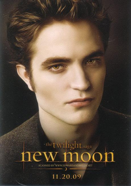 The Twilight Saga: New Moon Poster #4