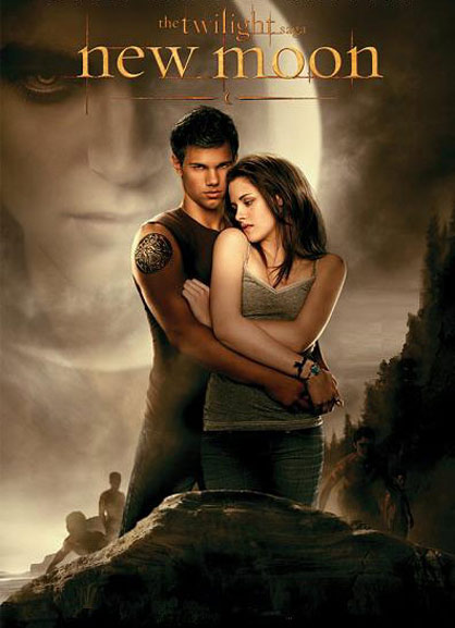 The Twilight Saga: New Moon Poster #5