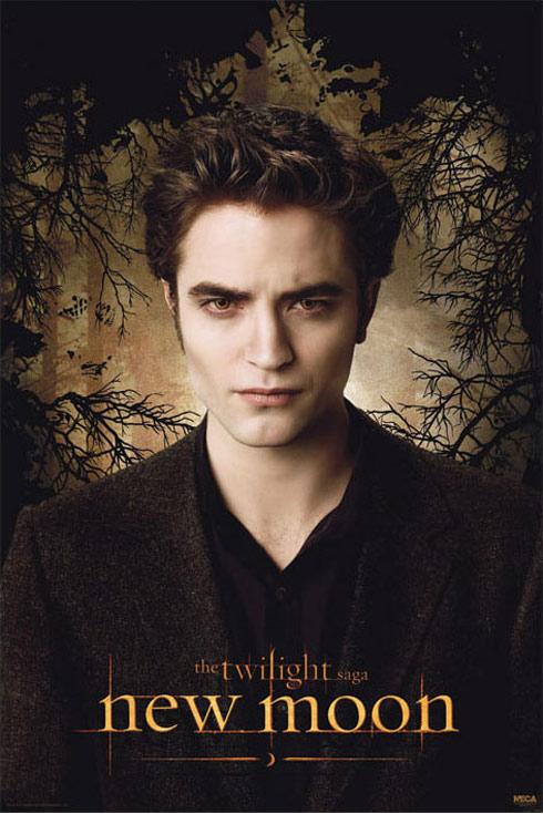 The Twilight Saga: New Moon Poster #9