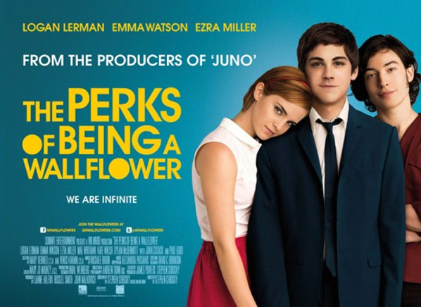 The Perks of Being a Wallflower Poster #2