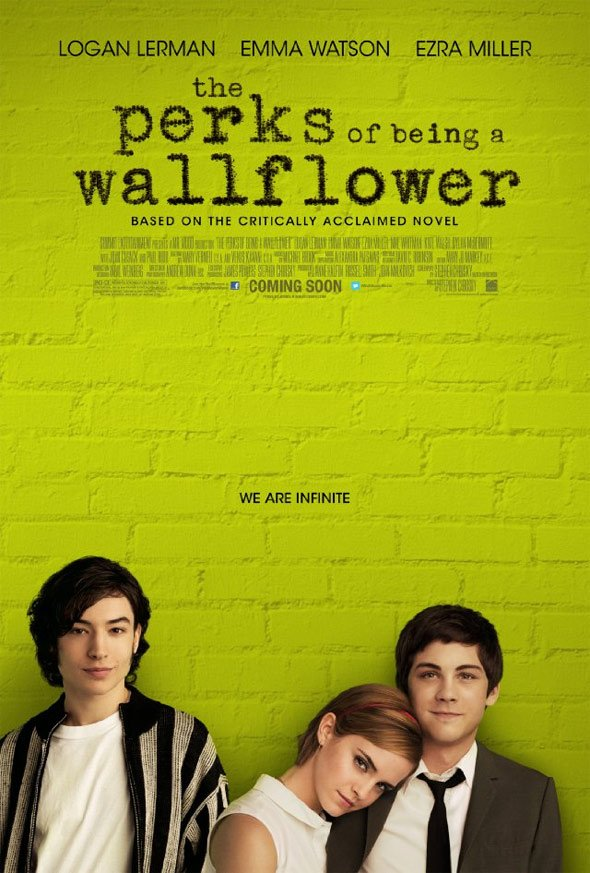 The Perks of Being a Wallflower Poster #1