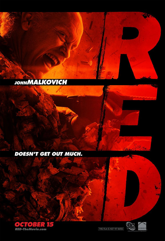 Red Poster #3