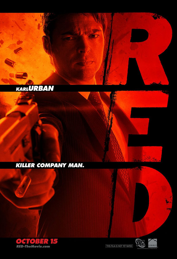 Red Poster #6