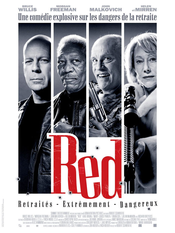 Red Poster #9
