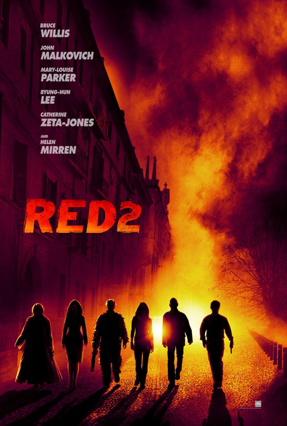 Red 2 Poster #2