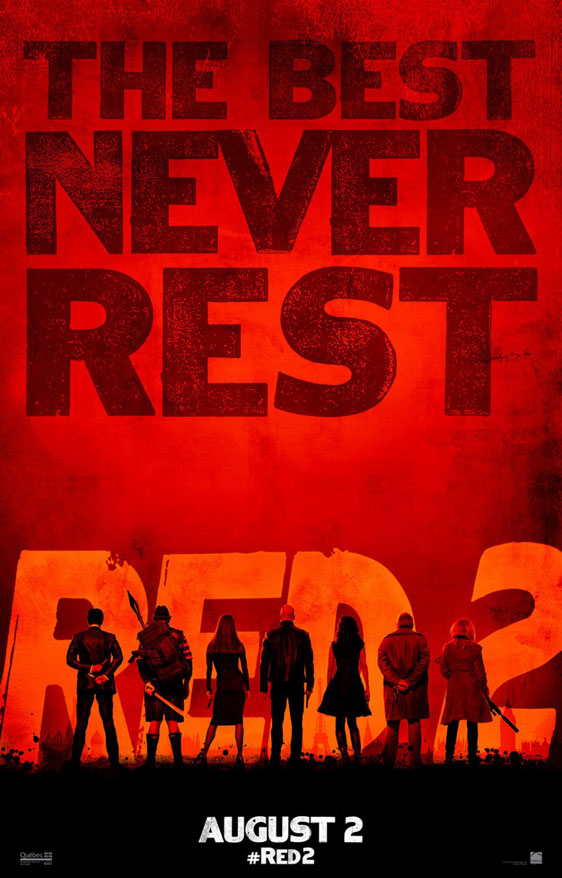 Red 2 Poster #3
