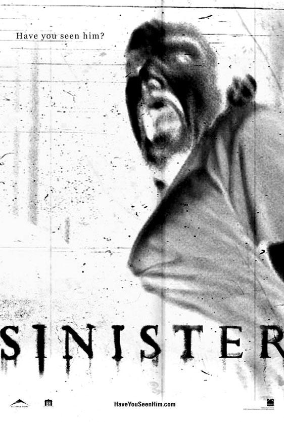 Sinister Poster #6