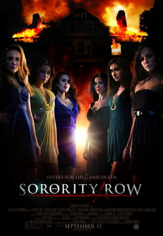 Sorority Row Poster #4