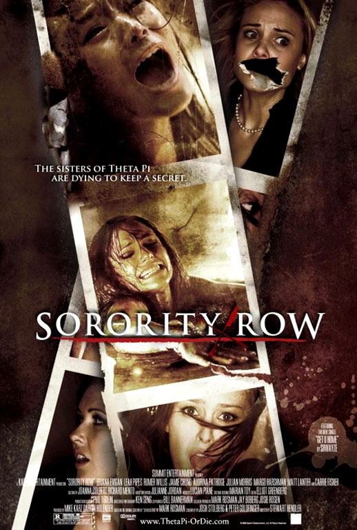 Sorority Row Poster #5