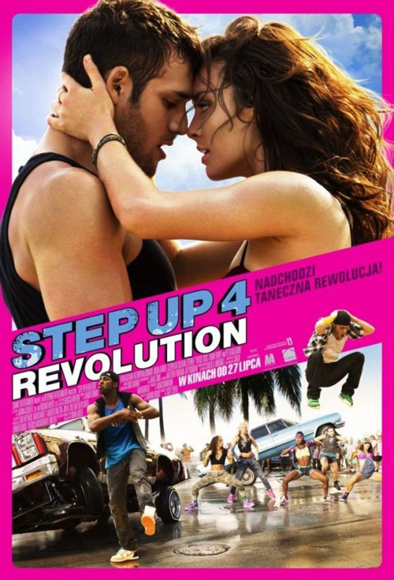 Step Up Revolution Poster #10