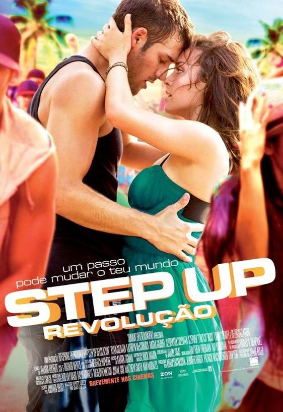 Step Up Revolution Poster #11