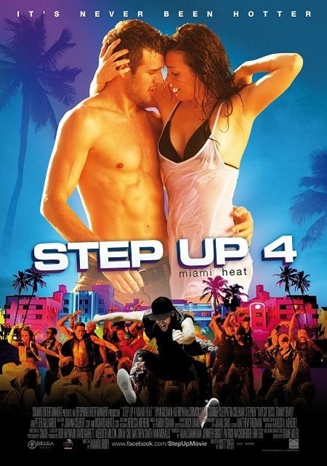 Step Up Revolution Poster #4