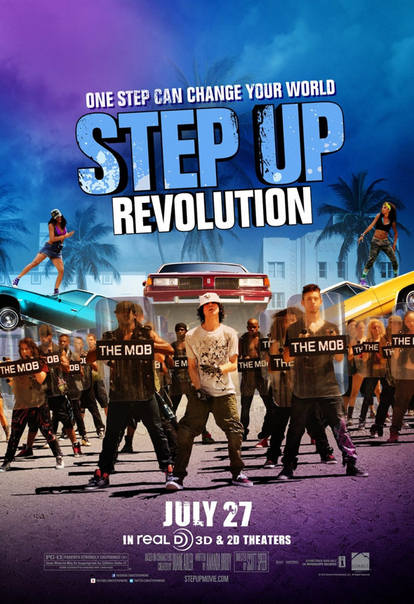 Step Up Revolution Poster #1