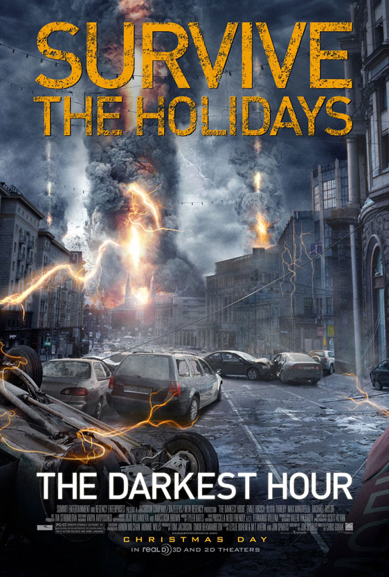 The Darkest Hour Poster #2