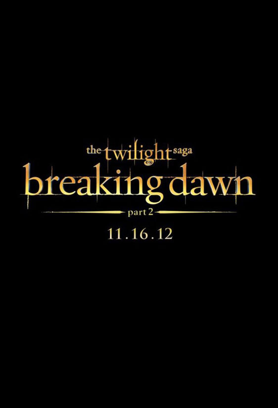 The Twilight Saga: Breaking Dawn - Part 2 Poster #1