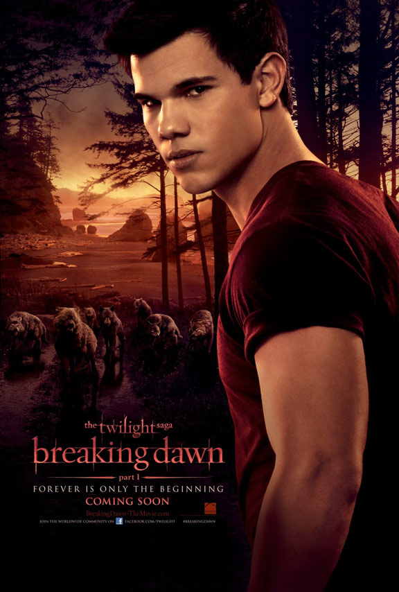 The Twilight Saga: Breaking Dawn - Part 1 Poster #3