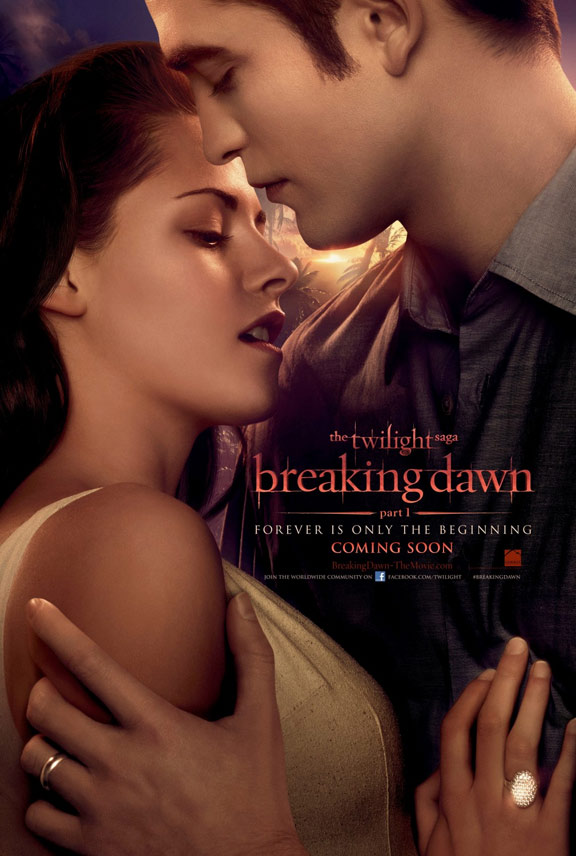 The Twilight Saga: Breaking Dawn - Part 1 Poster #4