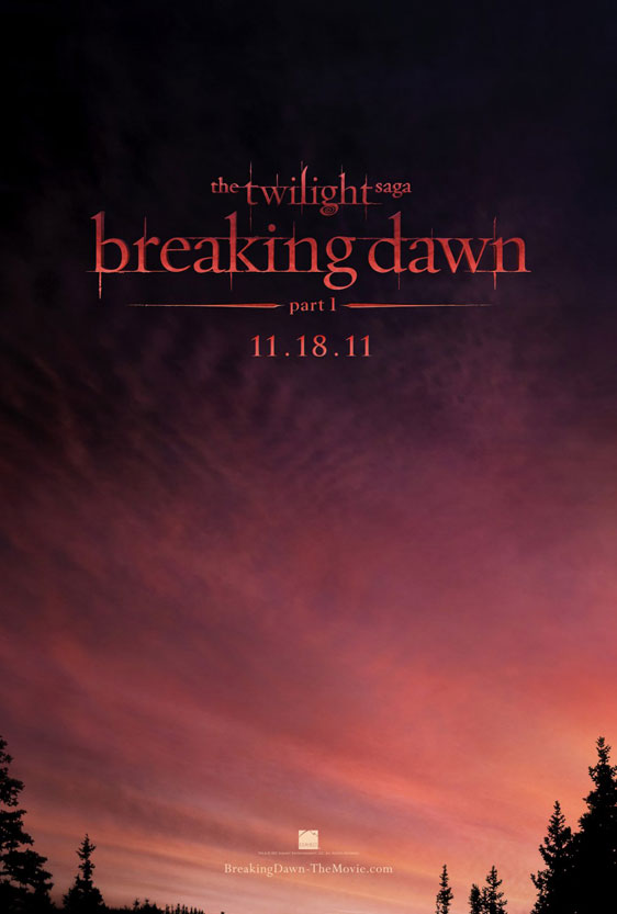 The Twilight Saga: Breaking Dawn - Part 1 Poster #1