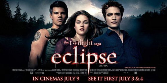 The Twilight Saga: Eclipse Poster #10