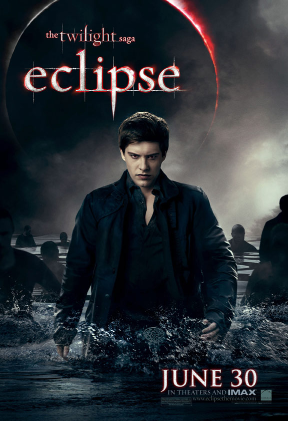 The Twilight Saga: Eclipse Poster #4