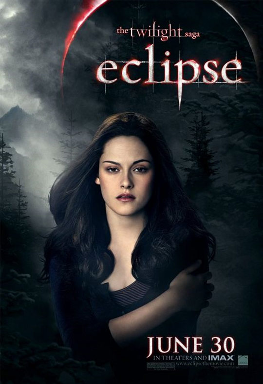 The Twilight Saga: Eclipse Poster #6